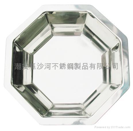不鏽鋼太陽盆 2