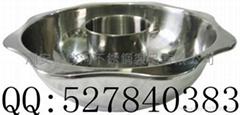 炊具不鏽鋼太陽子母鍋