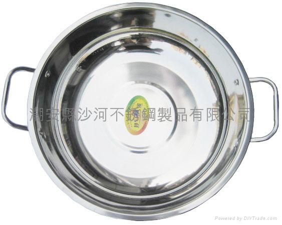 hot pot with Central pot Induction Cooker Available Electric Cooking Utensils 4