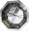 不鏽鋼八角盆