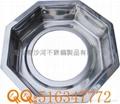 Octagonal Shape Hot pot Pedestal,