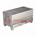 不鏽鋼燒烤爐