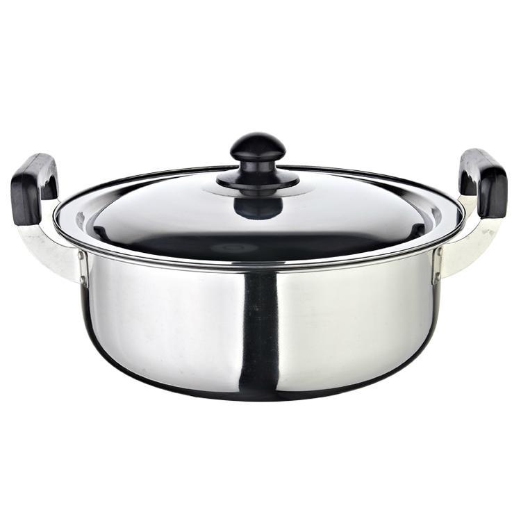 不鏽鋼美式高鍋 2