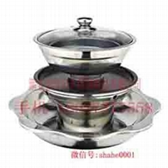 BBQ Store Articles Energy saving steamer shabu BBQ