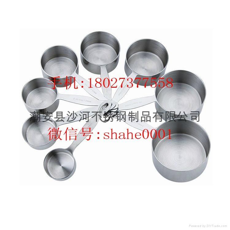 不鏽鋼量杯 量匙 8
