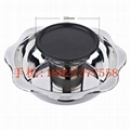 Cooking Ware  26 cm S/S Barbecue hot pot Use for Radiant-cooker