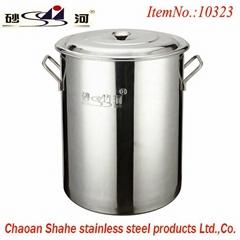Stainless steel Soup Pail,Steel Barrel