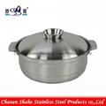 不鏽鋼湯鍋、煮面鍋、火鍋