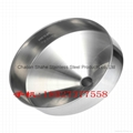 The quality is 1.75 kg,diameter 40 cm,material 304 Stainless steel funnel 4