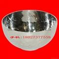 304不鏽鋼手打錘點火鍋油碟碗 酒樓湯碗 酒店飯碗 面碗 1