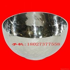 304不锈钢手打锤点火锅油碟碗 酒楼汤碗 酒店饭碗 面碗