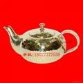 Handmade Copper Chaoshan Gongfu Tea pot