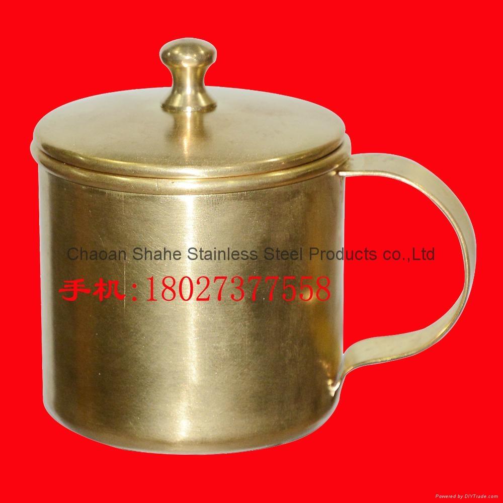 黄铜口杯 1