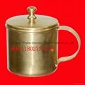 黃銅口杯 1