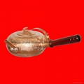 Hammer point copper water pot,Chaoshan Kung Fu Tea Set