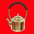 Handmade Hammer point water pot,Chinese Kung Fu Tea Set 2