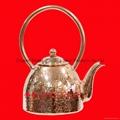 Handmade Hammer point water pot,Chinese Kung Fu Tea Set 1