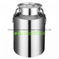 不鏽鋼油桶 牛奶桶