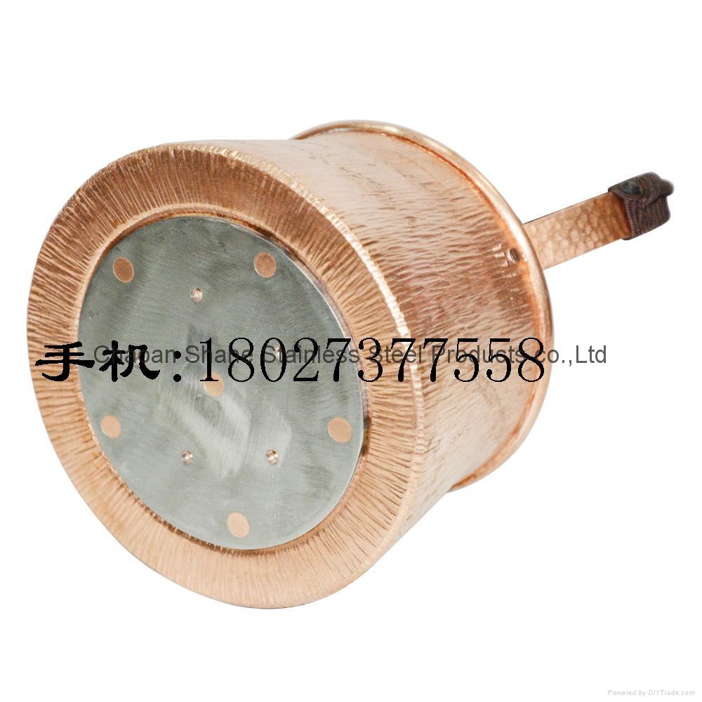 Red Copper Chaoshan Gongfu Teapot 3