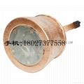 Red Copper Chaoshan Gongfu Teapot Tea Kit 3