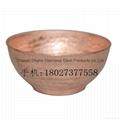 Hammer point Copper Chaoshan Gongfu Tea Cup  3