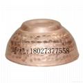 Hammer point Copper Chaoshan Gongfu Tea Cup  4