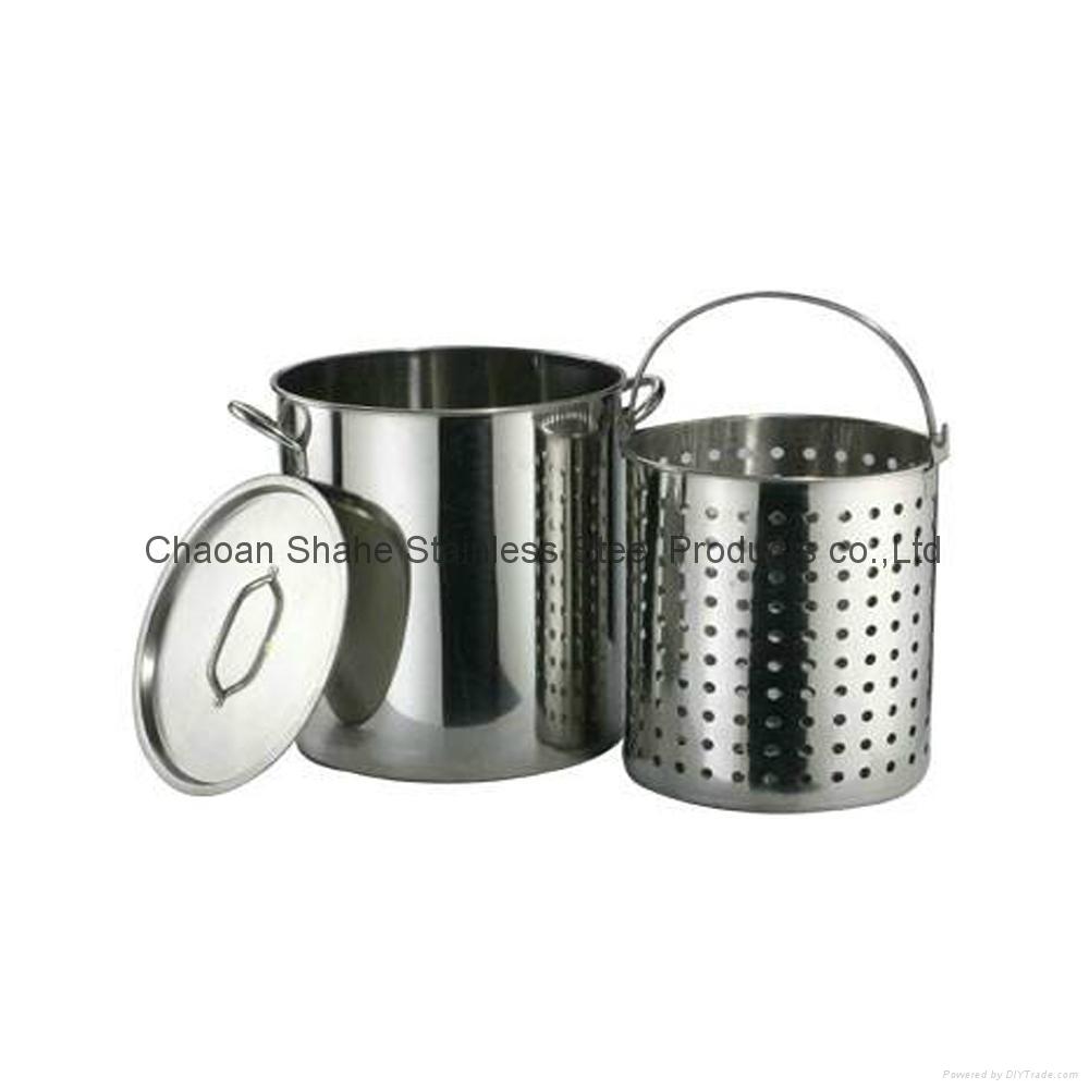 不鏽鋼火雞桶 1