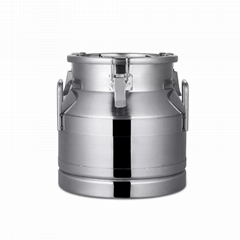 Stainless Steel milk pail,milk barrel,milk can milk keg
