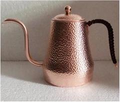 手打铜茶壶 咖啡壶