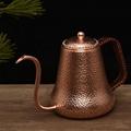 Hand made copper pot 2