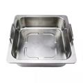 不锈钢四方锅 火锅器皿