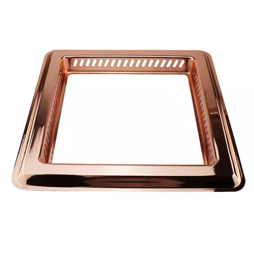 鍋圈 不鏽鋼無煙火鍋鍋圈 5