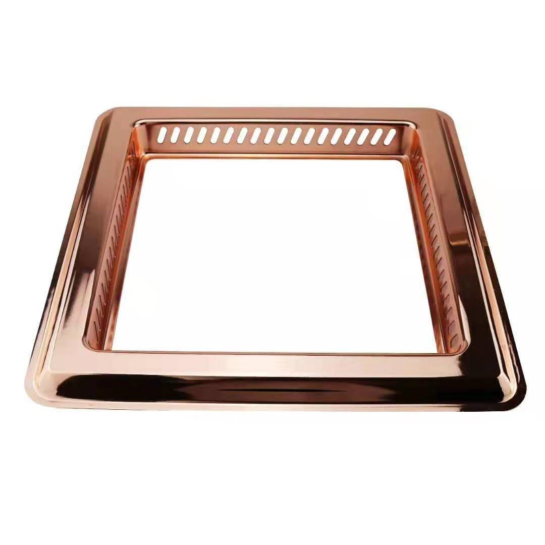 S/S Square hot pot Circle for hot pot Table Available Induction Cooker 5