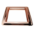 S/S Square hot pot Circle for hot pot Table Available Induction Cooker