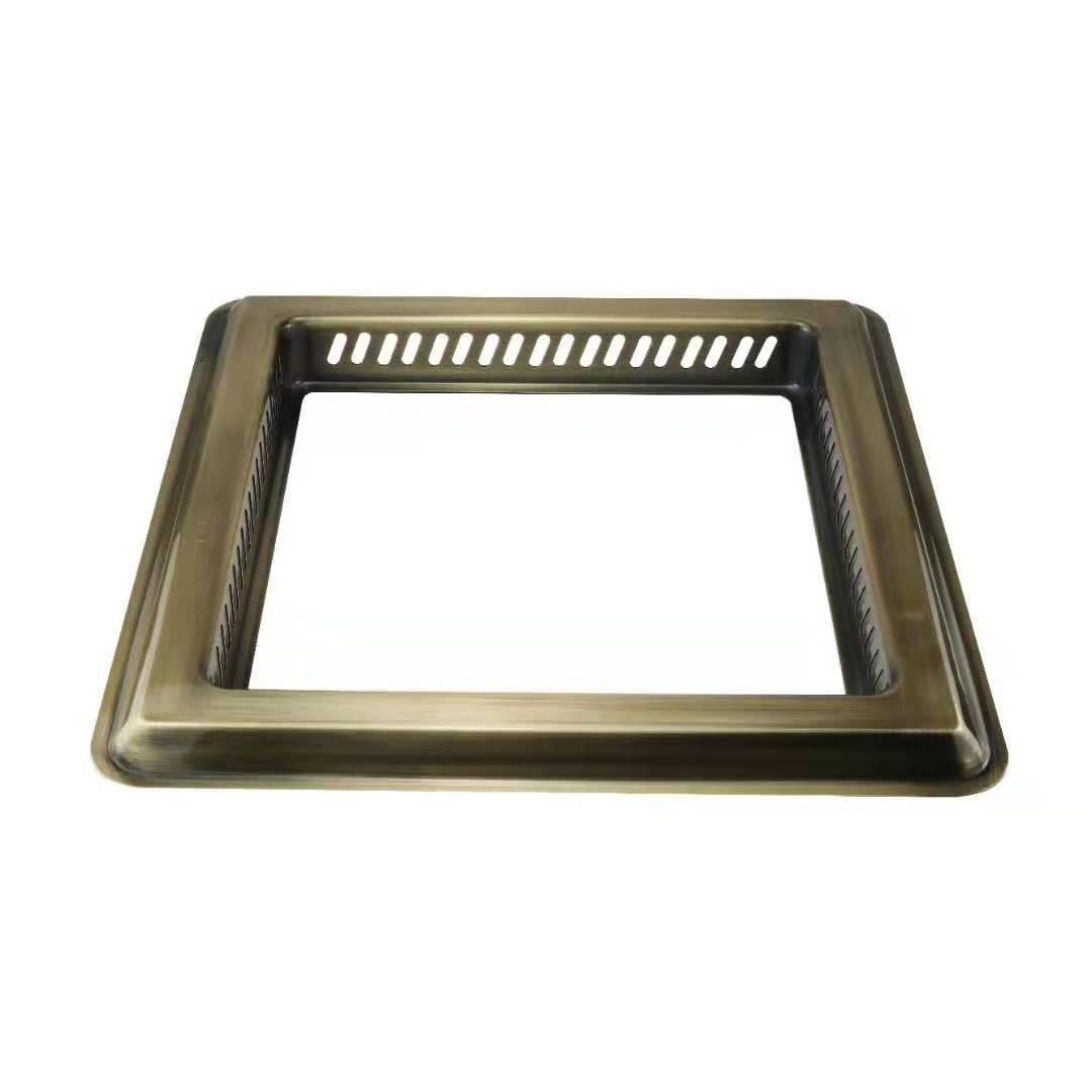 鍋圈 不鏽鋼無煙火鍋鍋圈 6