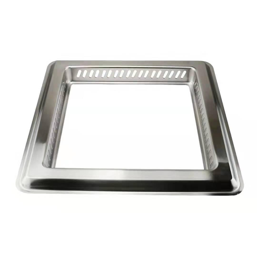S/S Square hot pot Circle for hot pot Table Available Induction Cooker 7
