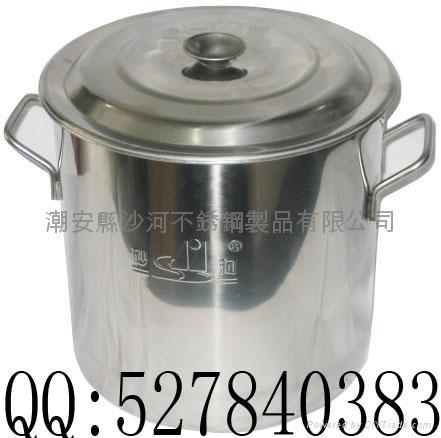 沙河不鏽鋼火鍋器具 3