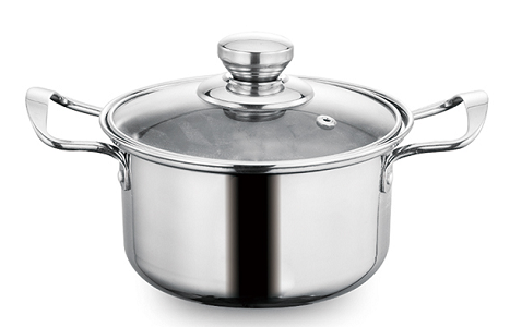 Stainless steel Induction cooker soup pot Available Electric Cooking Utensils 2