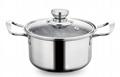 精美鍋不鏽鋼砂鍋 2