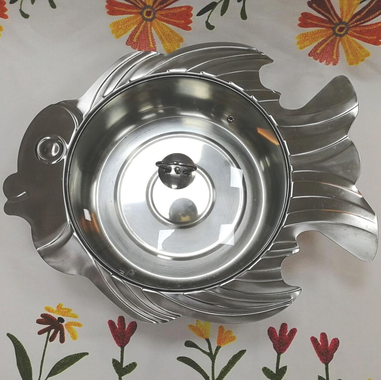 砂河 涮涮鍋 魚鍋 安徽魚火鍋 魚形鍋  1