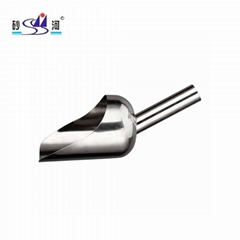 Bar supplies stainless steel noodle powder shovel coffee bean scoop