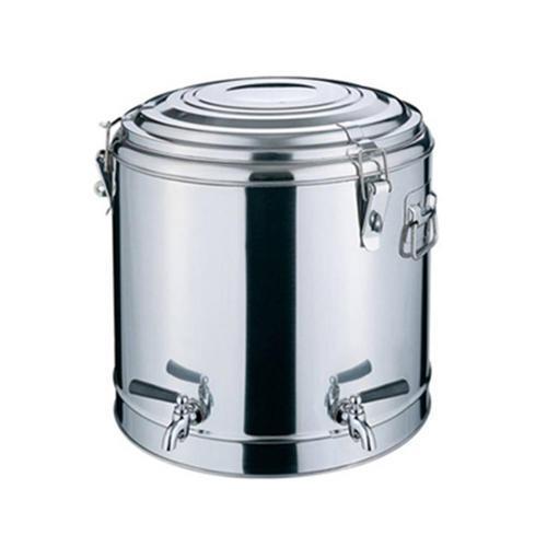 不锈钢双层多用桶茶楼厨具保温饭桶建筑工地茶水桶酒店用品 2