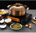 Stainless Steel Partition Soup & Stock Pots Home Available Induction Cooker 3