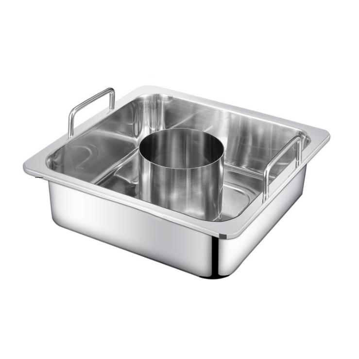 厨具方形子母锅 1