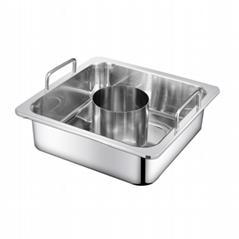 廚具方形子母鍋