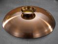 砂河烹飪紫銅色不鏽鋼鴛鴦火鍋適應電磁爐瓦斯爐使用火鍋店用具 7