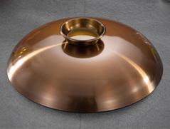 家用大容量汤锅商用不锈钢椰子鸡火锅燃气电磁炉均可使用