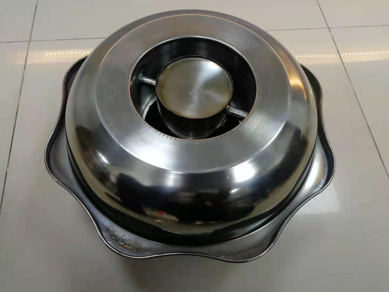 同時可以火烤涮蒸和煮的五層圍爐鍋 3