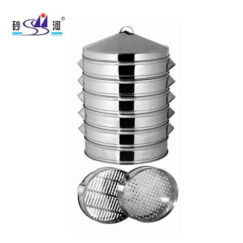 Restaurant Bread store cooking equipment commercial s/s steamer pots For Sale 1