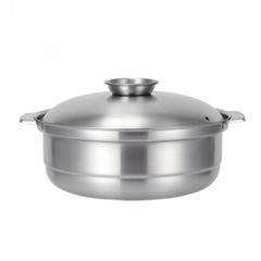 砂河不锈钢大容量汤锅潮汕海鲜汤锅厨房食品容器电磁炉燃气炉通用